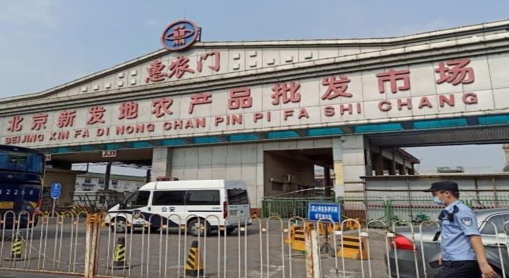 Rebrote de Covid-19 en China: 11 zonas residenciales de Pekín, en confinamiento
