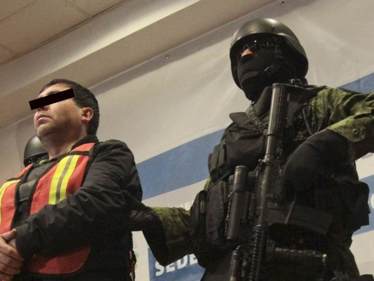 """FGR entrega a EU a """"El Inge"""", operador de """"El Chapo"""" Guzmán"""