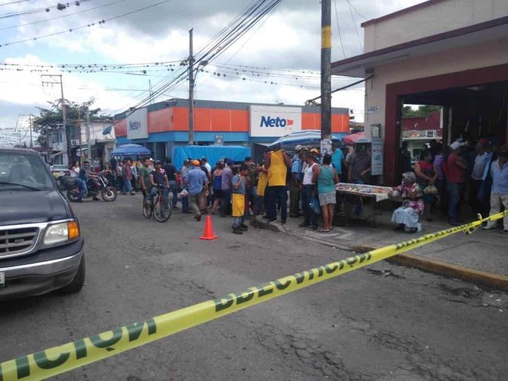 Identifican a ejecutados en terminal de autobuses de Paso del Macho