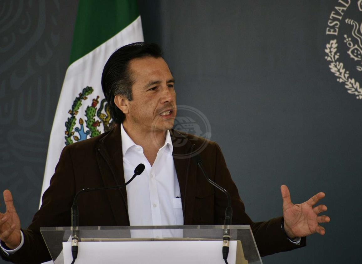 Situación crítica por COVID-19 no llegará a Veracruz: CGJ