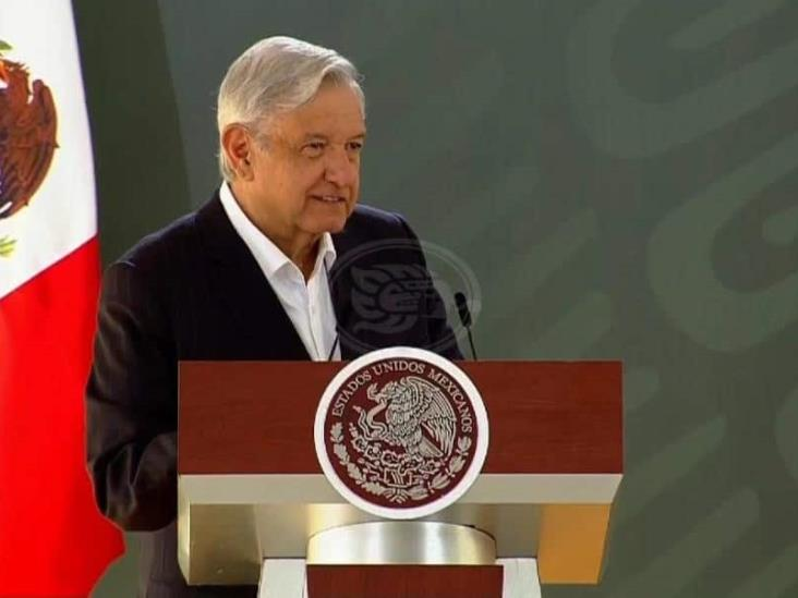 El Mencho, líder del CJNG, ni muerto ni capturado, confirma AMLO en Veracruz