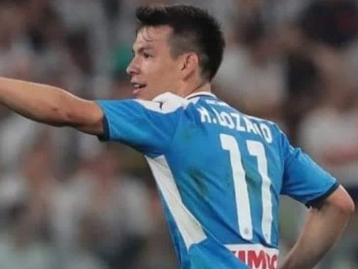 Gattuso habría retirado de entrenamientos a Hirving Lozano