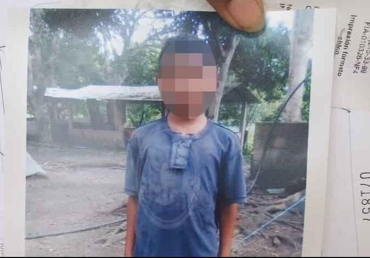 Desaparece niño de Acayucan; lo hallan muerto y con presunta violencia sexual