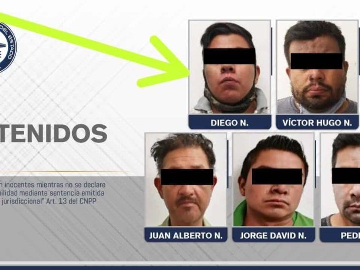 Detienen en operativo a secuestradores veracruzanos en Puebla