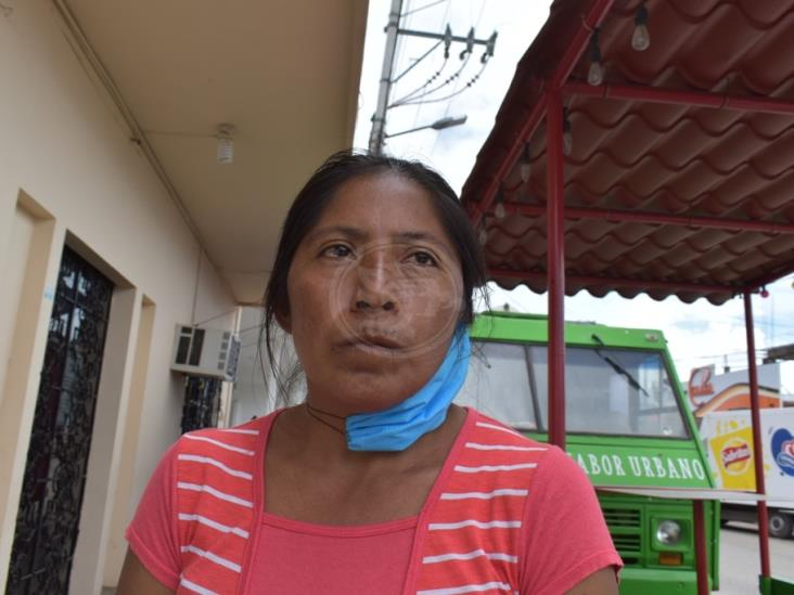 Aplican pacazo a mujer de Soteapan; le quitan 10 mil pesos