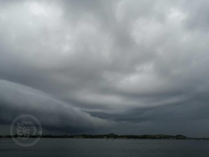 Se esperan tormentas en las próximas 24 horas en el sur