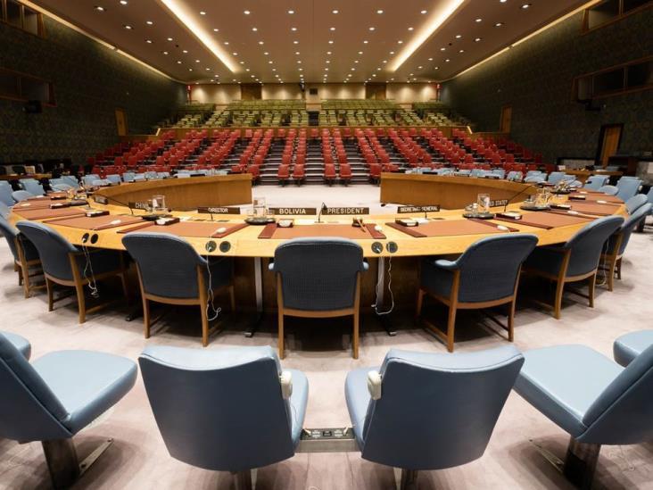 México, electo miembro no permanente del Consejo de Seguridad de la ONU
