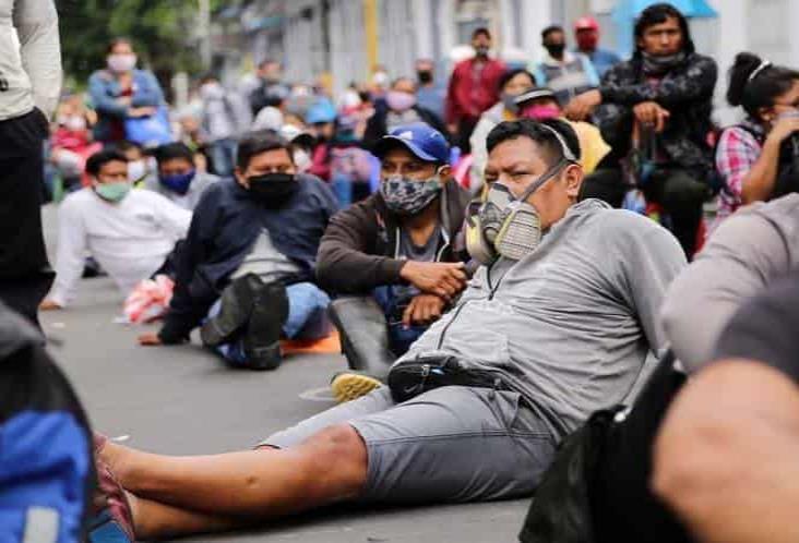 Perú supera 240 mil casos de coronavirus; hay más de 7 mil muertos