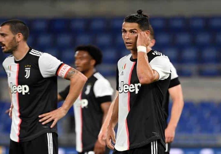 Cristiano Ronaldo anotó golazo en la victoria de la Juventus