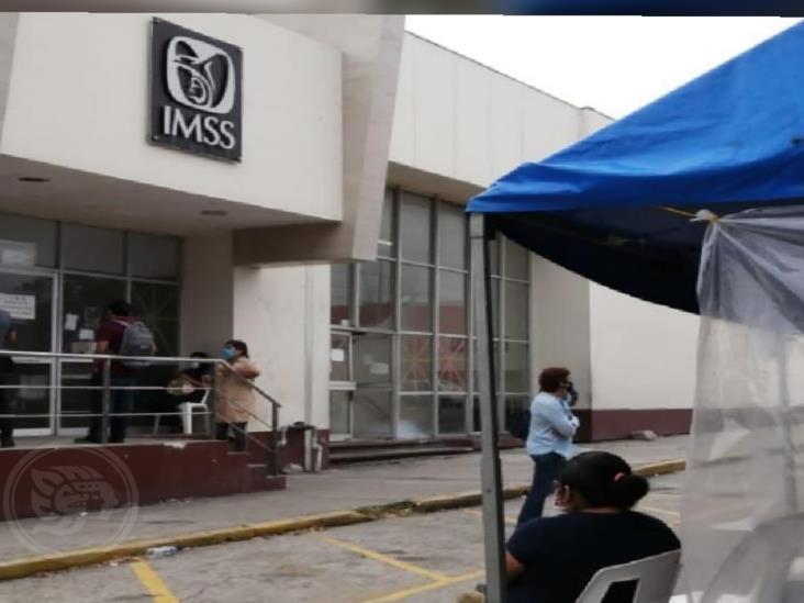 IMSS descarta que se encuentren rebasados en atención a pacientes Covid-19