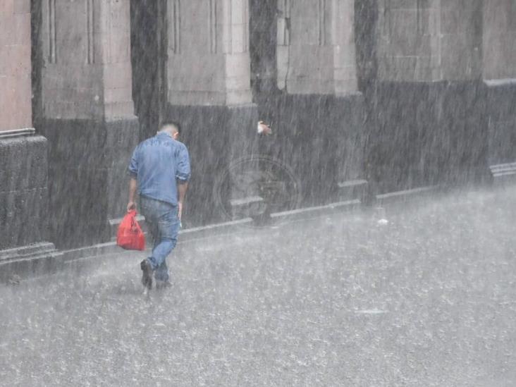 Prevé PC posibles inundaciones por fuertes lluvias en Veracruz