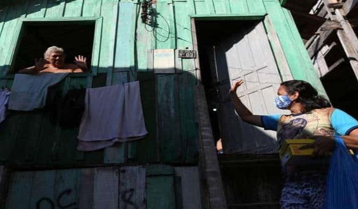En Brasil ya hay más de 46 mil muertos por Covid-19