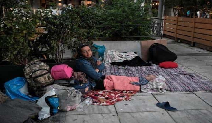 Calcula ONU casi 80 millones de desplazados en el mundo