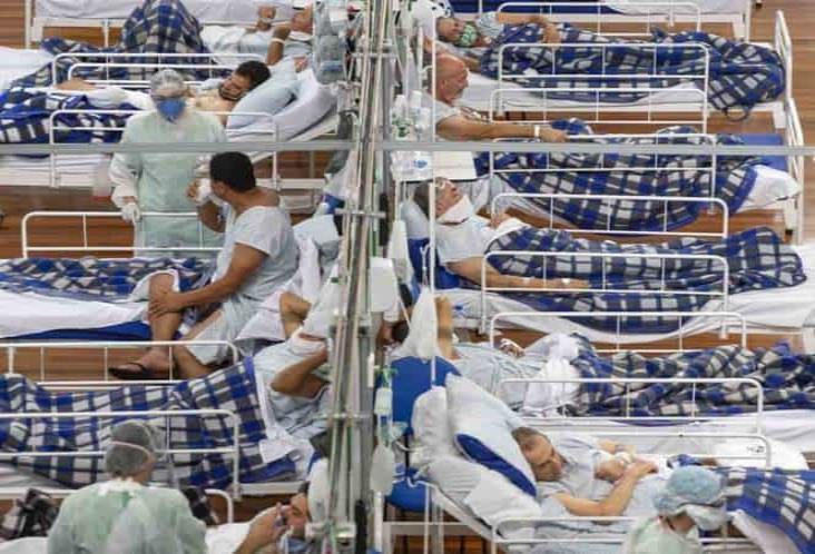 Brasil supera el millón de contagios de coronavirus