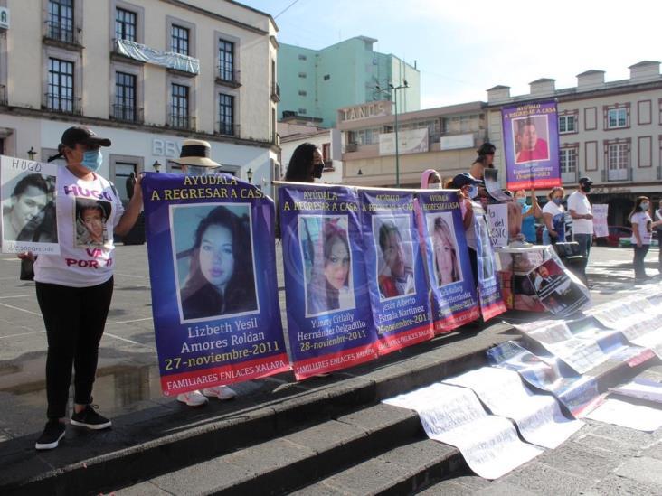 Desde Xalapa exigen cambios en CEAV; piden detener recortes