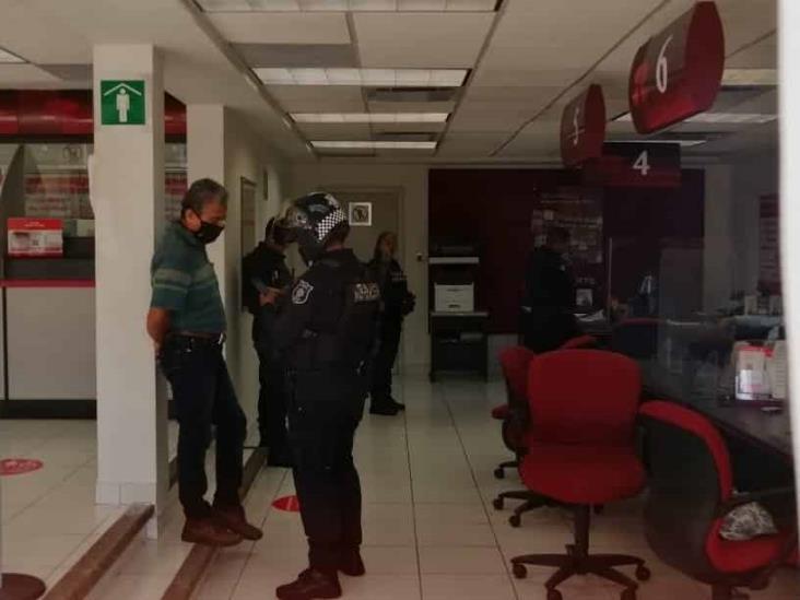 Asaltan y despojan a cuentahabiente de 90 mil pesos en Veracruz