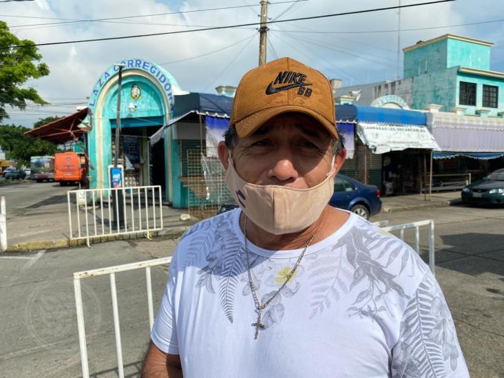Pescadores del sur de Veracruz solicitan reactivación de empleos temporales