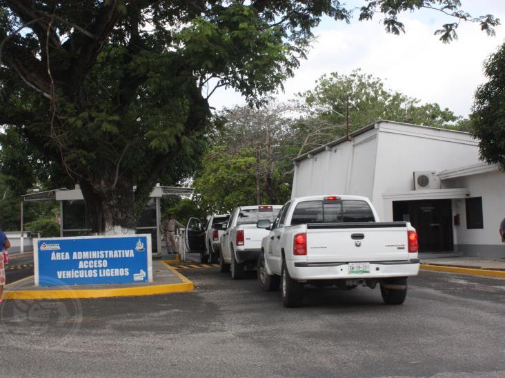 Trabajadores de Pemex laboran sin medidas sanitarias