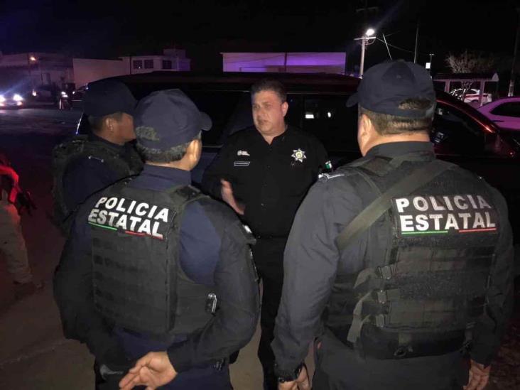 Padres policías cuidan de familias veracruzanas: Hugo Gutiérrez