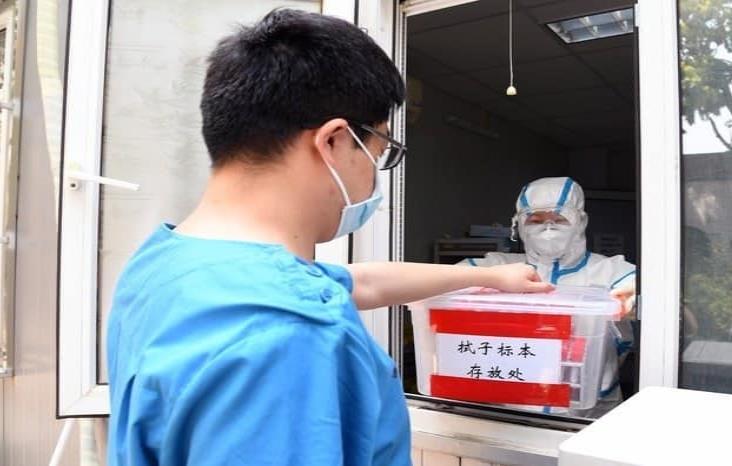 Reportan nuevos casos de Covid-19 en China y Corea del Sur