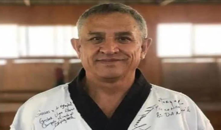 Muere de coronavirus entrenador olímpico de taekwondo, Reinaldo Salazar
