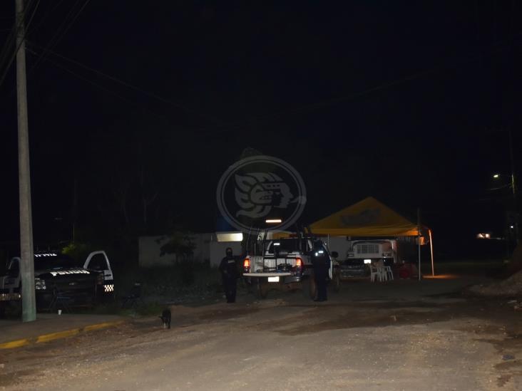 Denuncian abuso policíaco de la SSPE en Acayucan