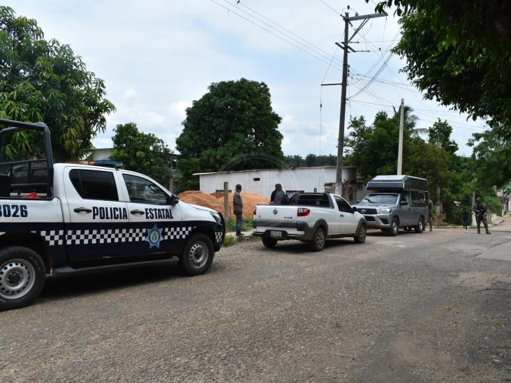 Sin rastro de comerciante privado de la libertad en Acayucan