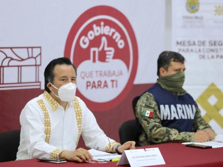 Retoma CGJ giras; destaca 113 mil becarios egresados en Veracruz