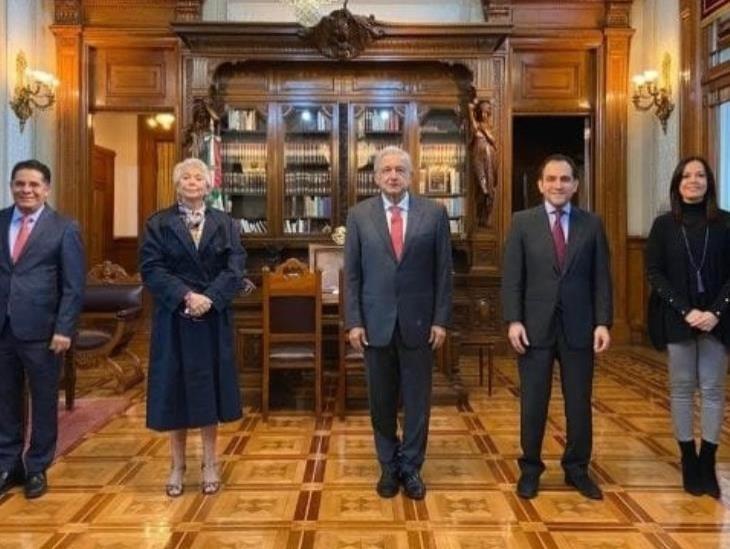 Releva AMLO a director del Banco de Bienestar; llega Diana Álvarez Maury
