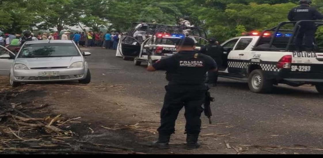 Autodefensas siembran temor en zona rural de Minatitlán