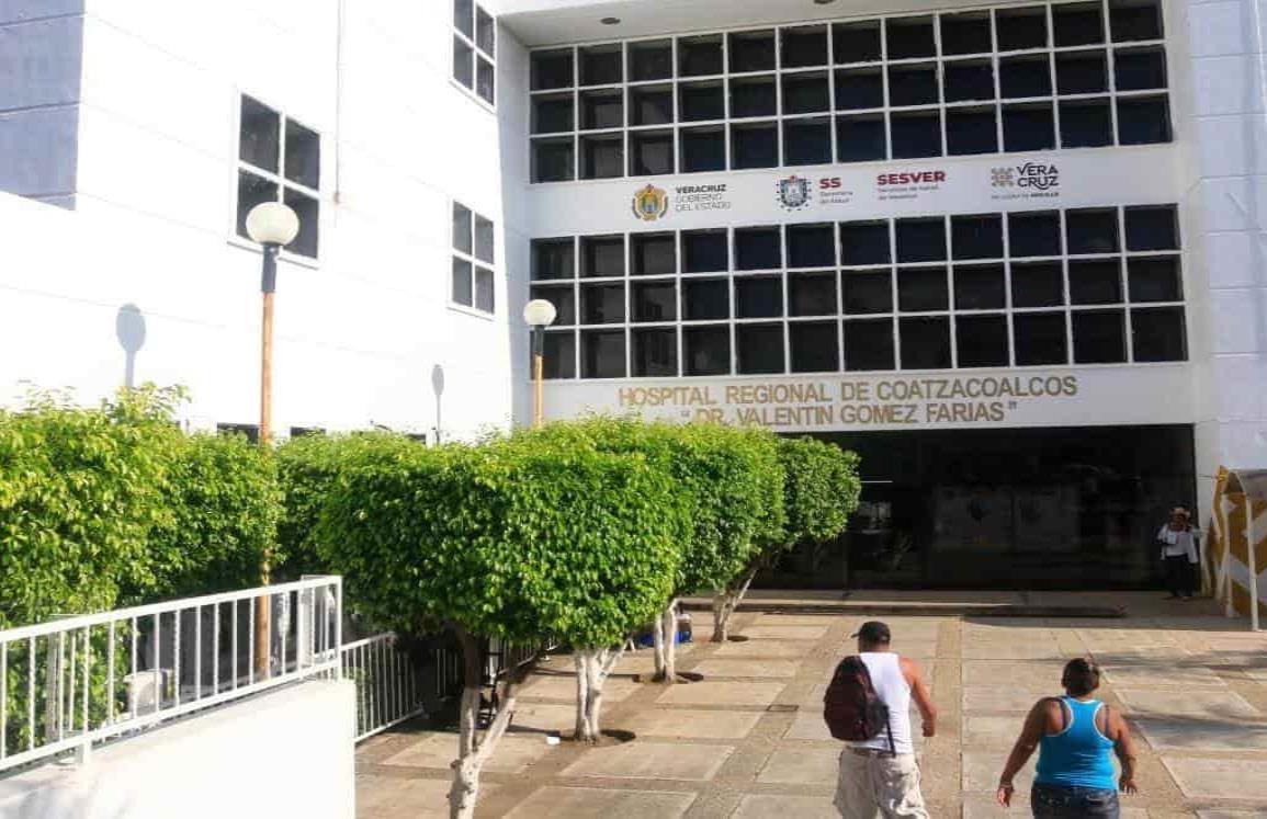 Covid-19 ya cobró la vida de dos médicos del Hospital de Coatzacoalcos