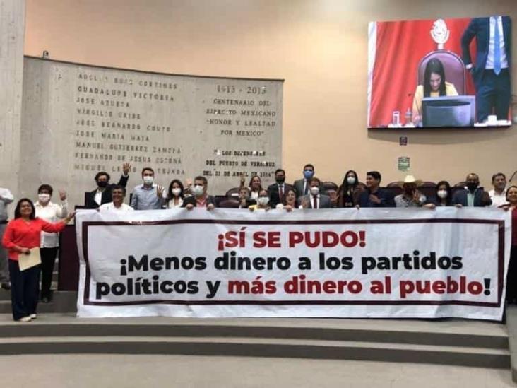 Con 127 actas a favor,  cabildos del estado  avalan reforma electoral de Veracruz