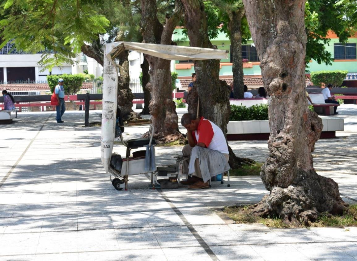 Boleros en Coatzacoalcos afrontan crisis económica por Covid-19