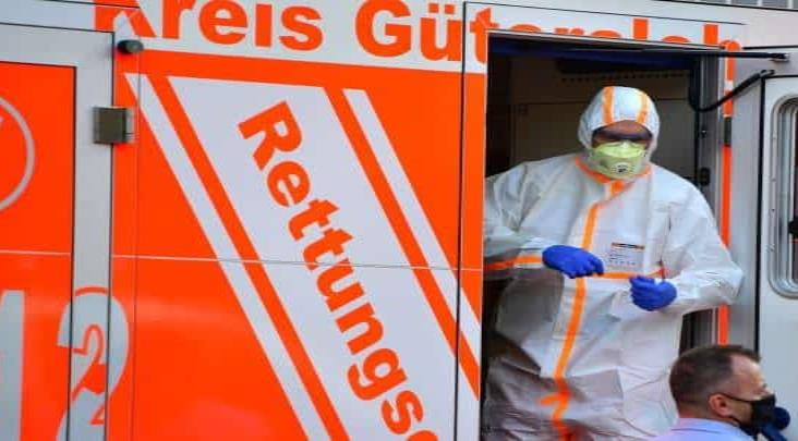 Alemania vuelve a confinar zonas por rebrote de coronavirus