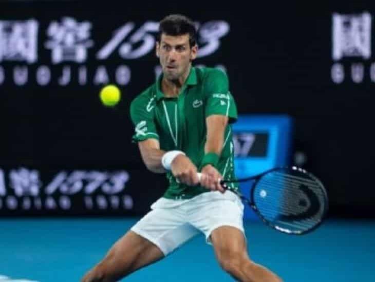 Djokovic confirma que dio positivo a COVID-19