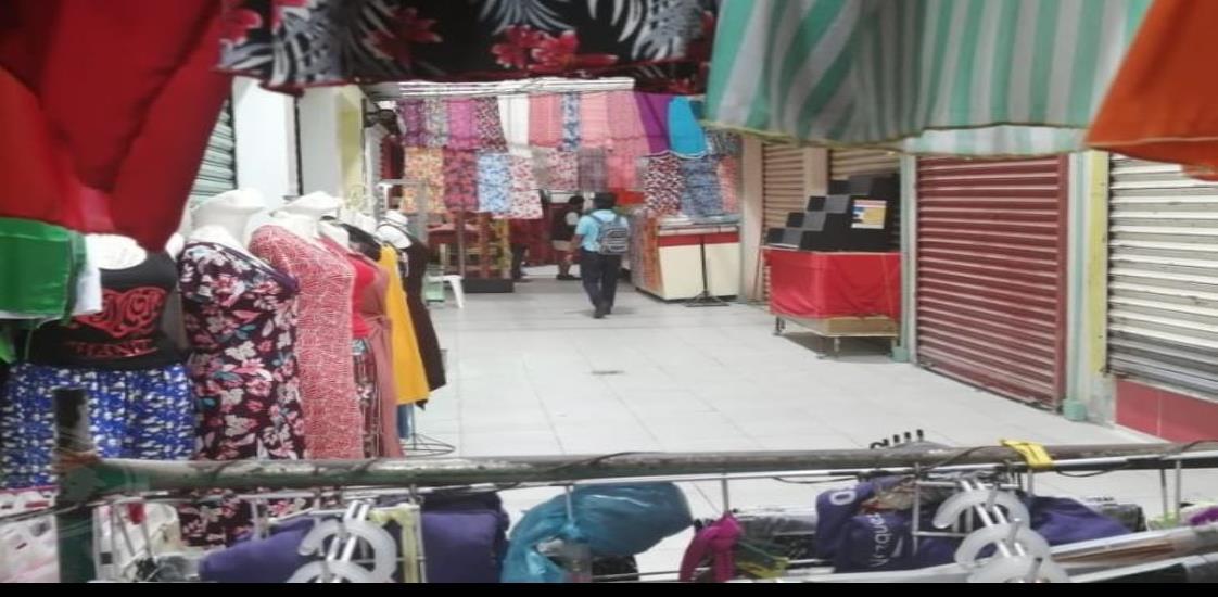 Locatarios de mercados en Coatzacoalcos piden solo un día de cierre
