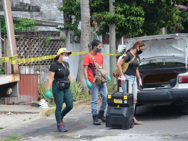 Hallan cuerpo putrefacto en vivienda de Veracruz