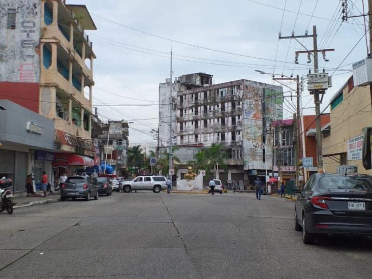 Sustazo se llevan Minatitlán y Cosoleacaque por temblor