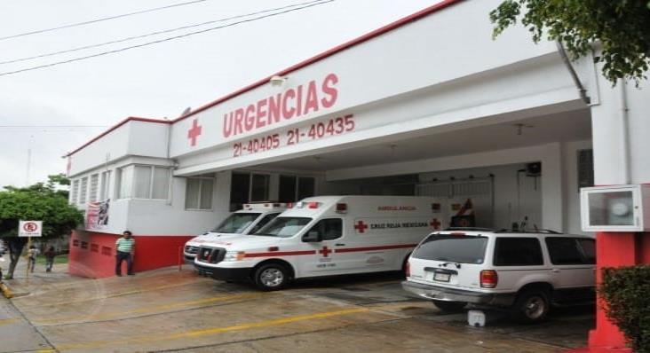 Cruz Roja de Coatzacalcos trabaja con guardias reducidas