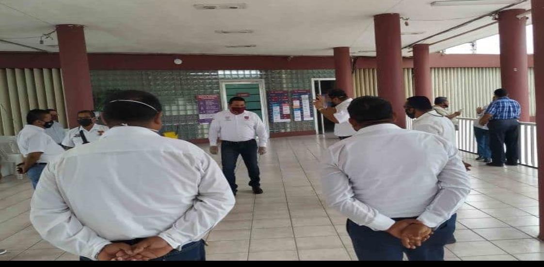 Líderes taxistas exigen reordenamiento vial en Poza Rica