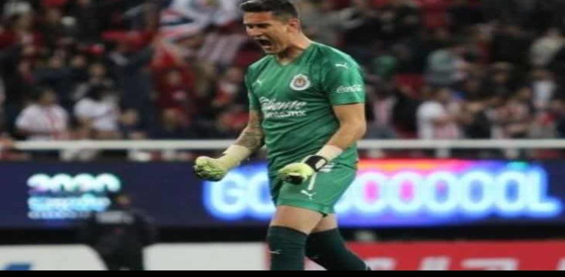 Raúl Gudiño con ofertas de clubes en Europa y EUA