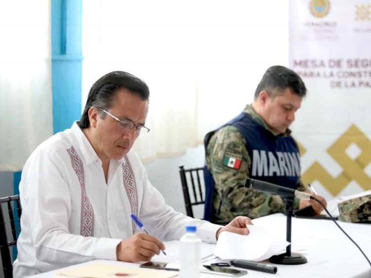 Junto a Federación se atienden afectaciones por lluvias: Cuitláhuac