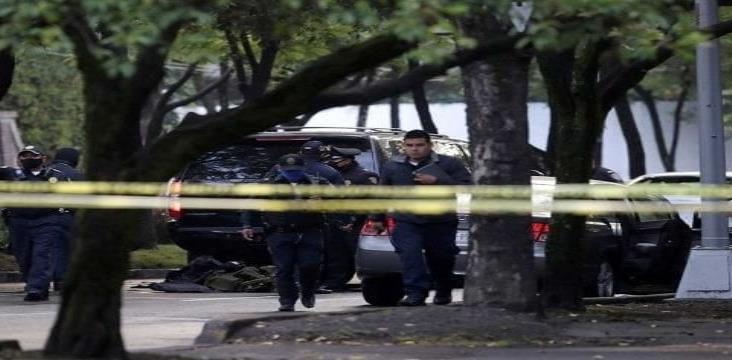 Condenan funcionarios, políticos y organismos atentado contra García Harfuch