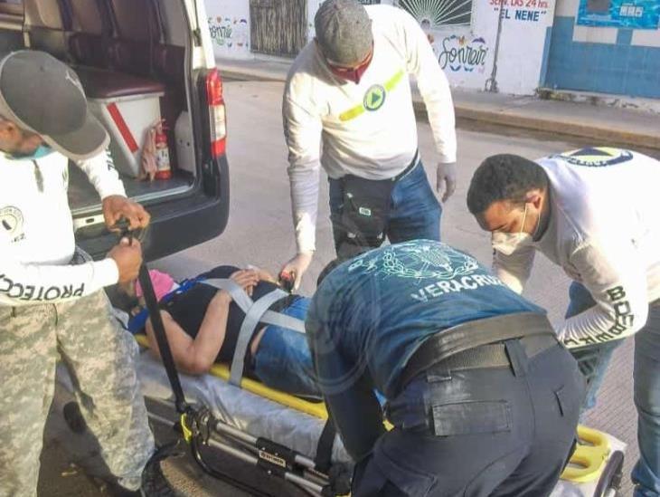 Paramédicos de PC Medellín salvan a mujer que intentó suicidarse