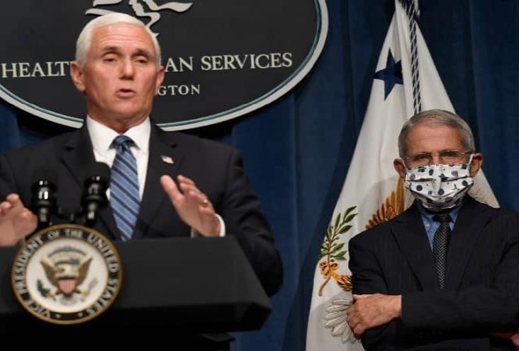 La Casa Blanca atribuye repunte de contagios al aumento de los test