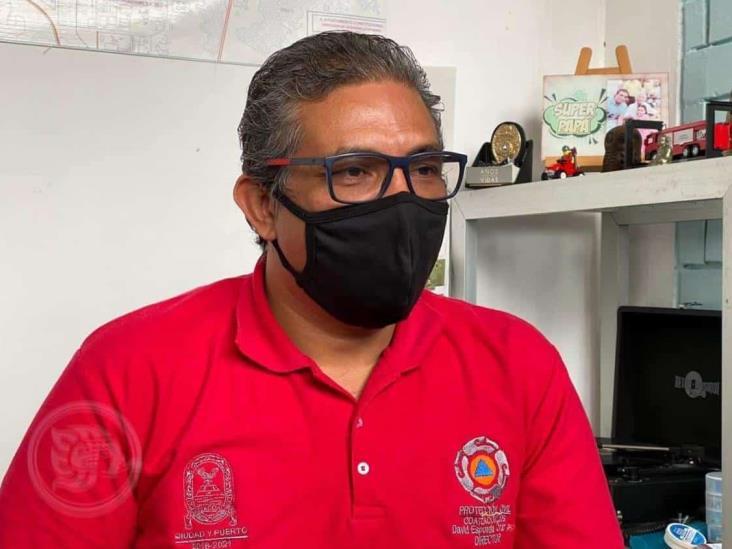 Preparan refugios en Coatzacoalcos en caso de desastres naturales