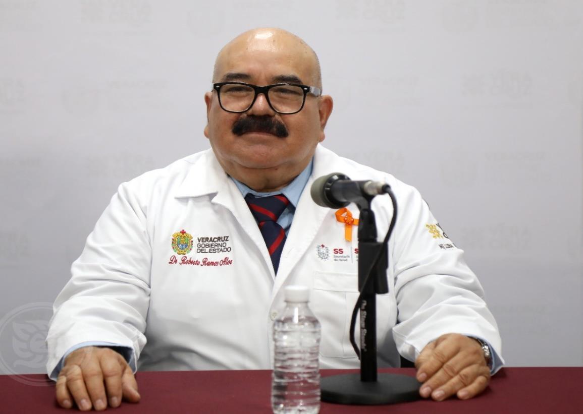 Ramos Alor pide a veracruzanos evitar reproducción del dengue