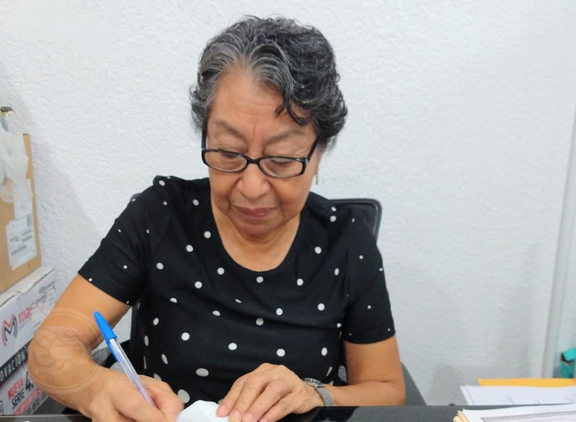 Por contigencia en Minatitlán, servicio de registro civil es parcial