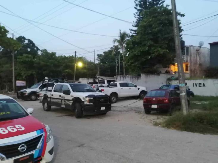 Policía sembró drogas a taxista detenido en Nanchital, acusan