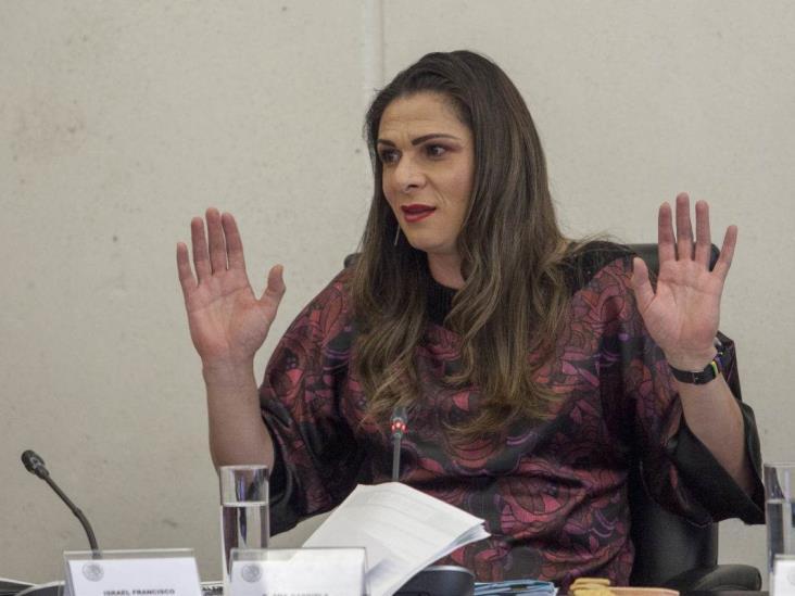 Primera reunión en la SFP por caso Ana Guevara